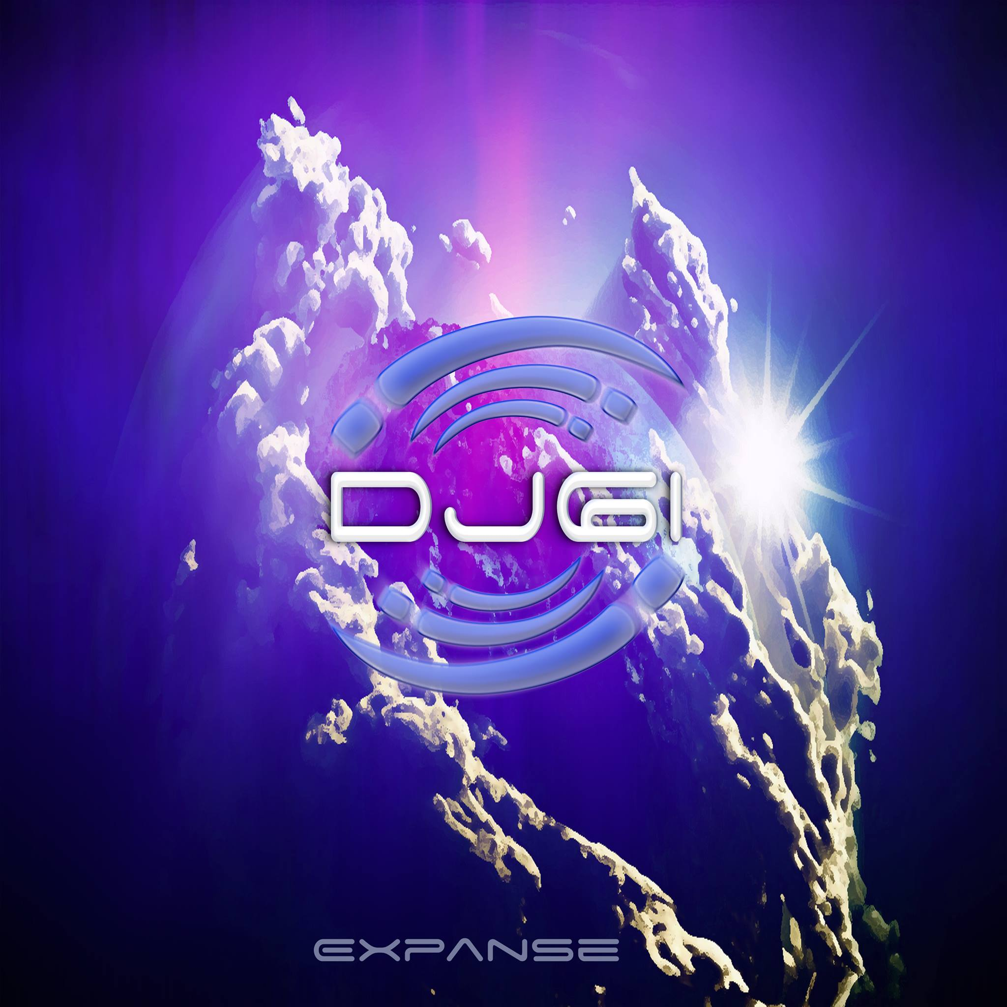 purple image for DJ6i's albume expanse